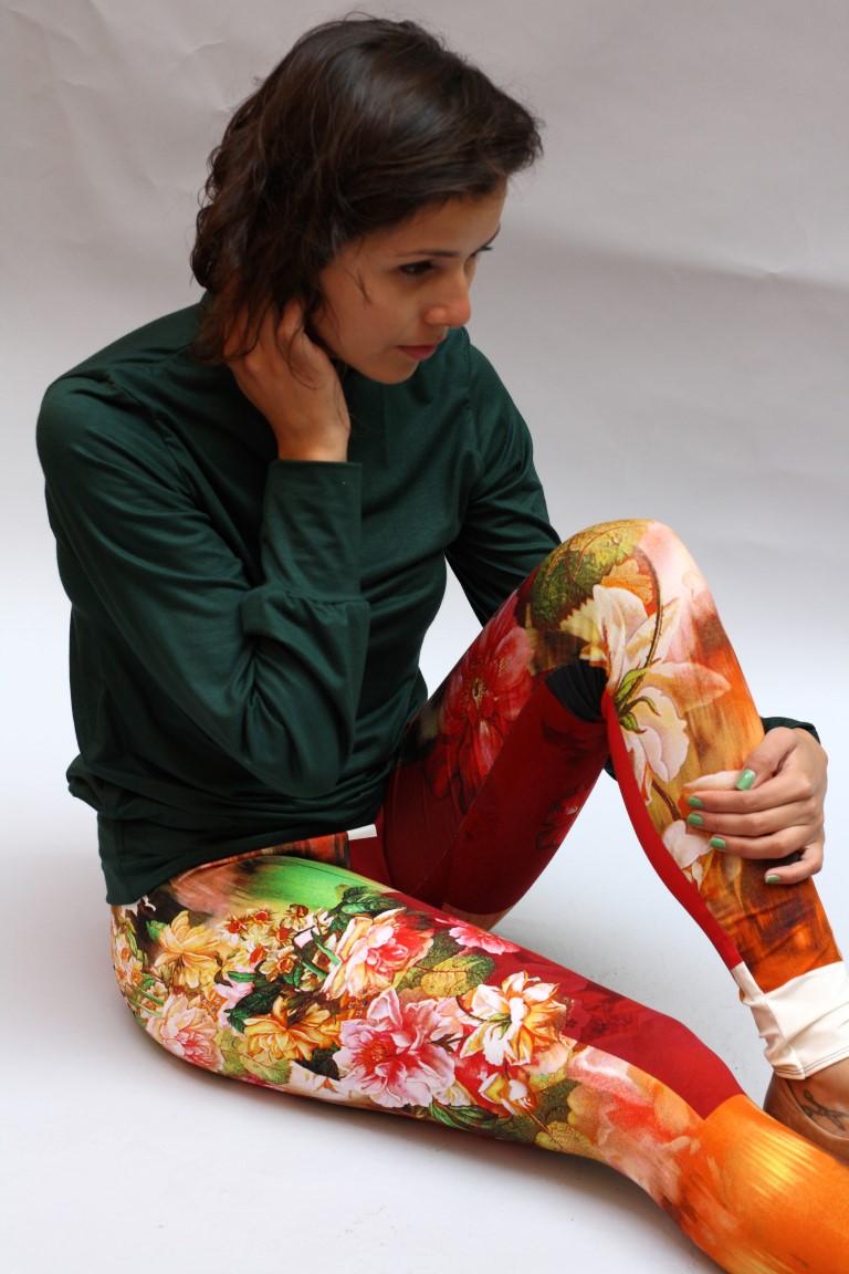 Blumen Legging Doina