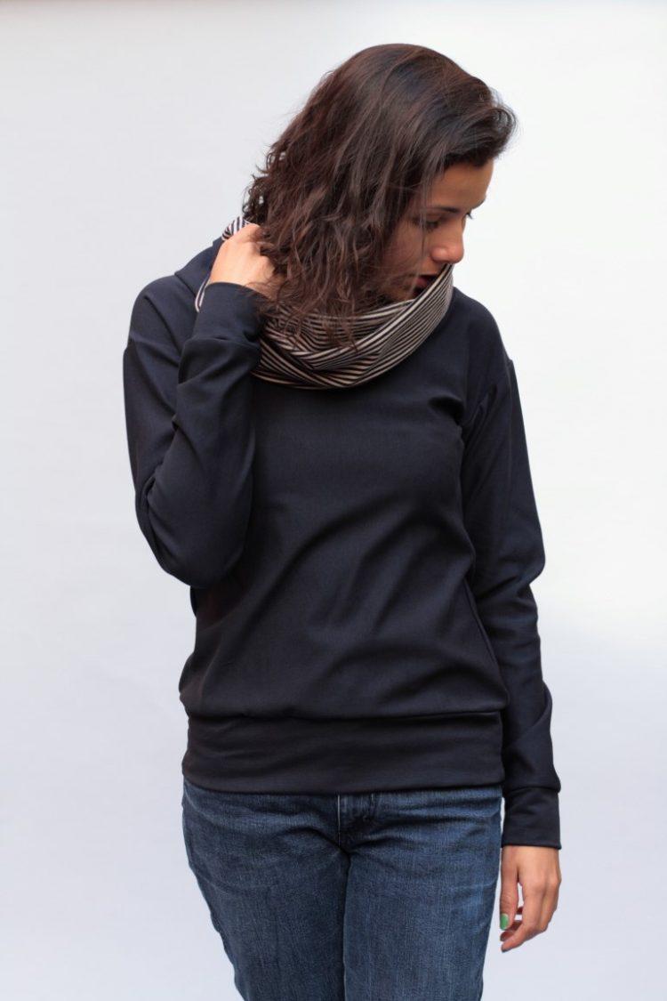 kragen Pullover 1 (Medium)