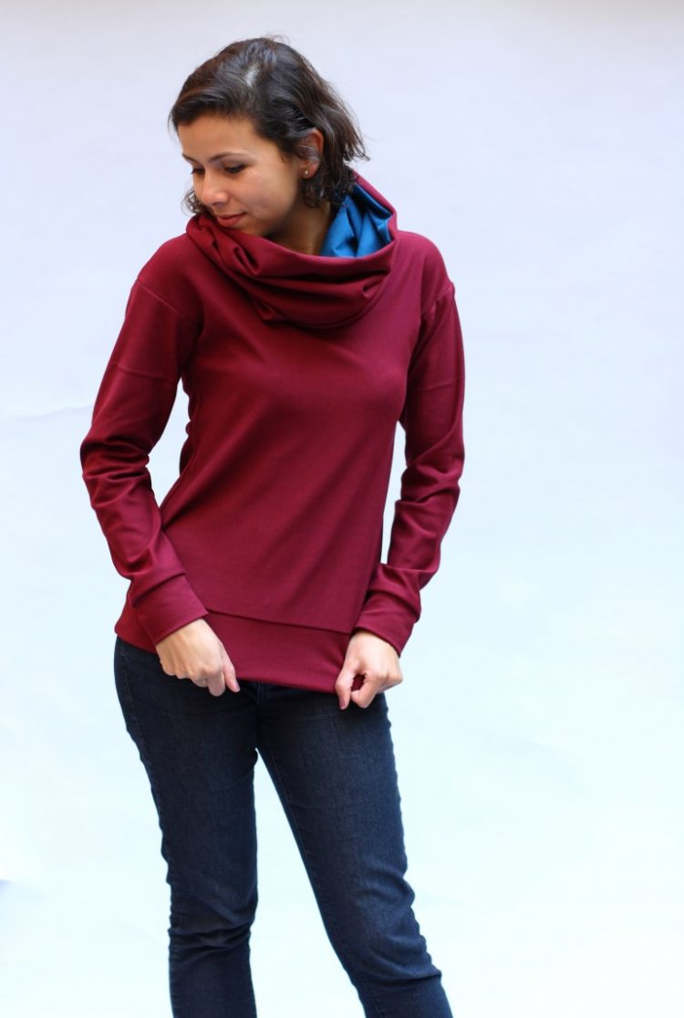 Jumper bordeaux1 (Medium)