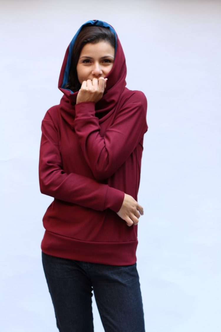 Jumper bordeaux2 (Medium)