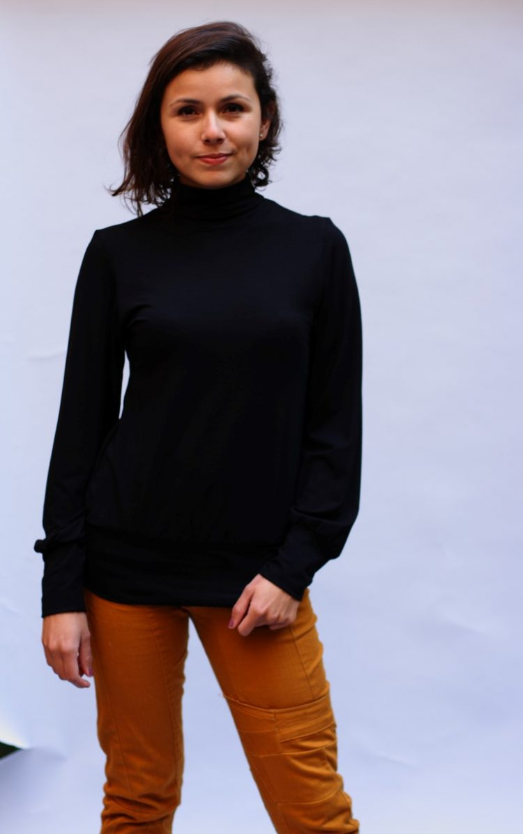 Turtleneck schwarz2 (Medium)