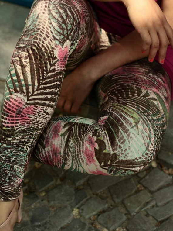 Legging Tropical