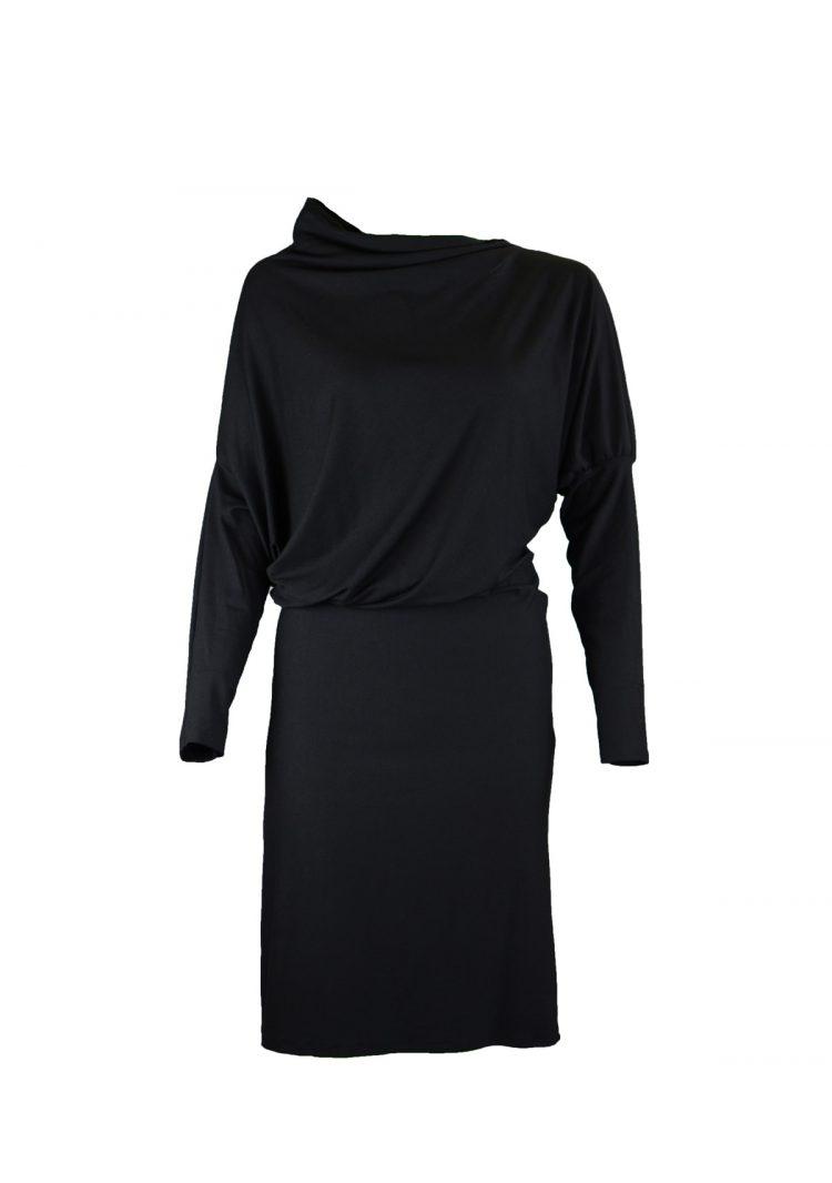 asimetrischekleid schwarz 1 medium