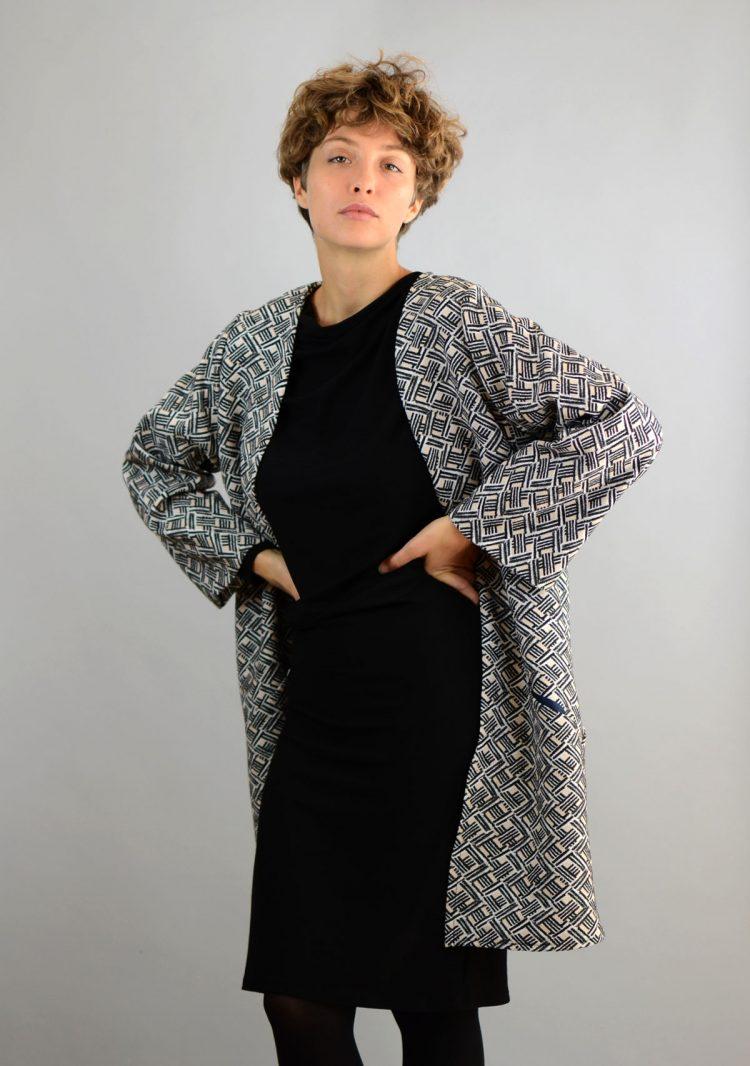kimono jacket Laia 7 medium