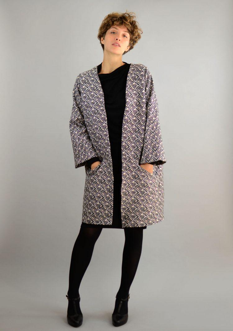 kimono jacket Laia 8 medium