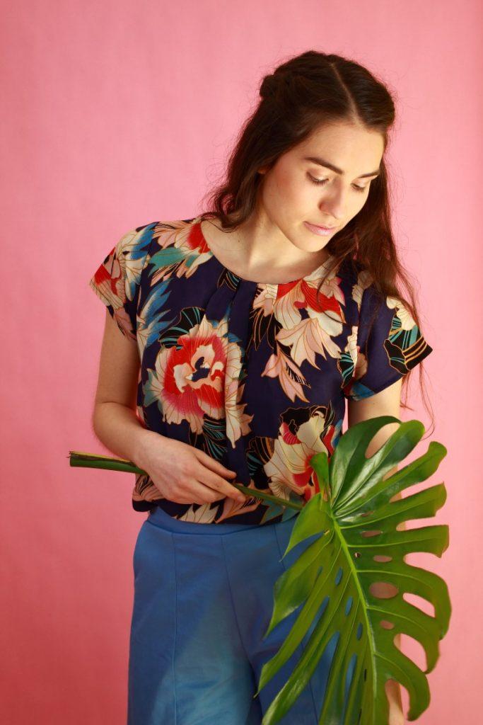 Bluse Flora