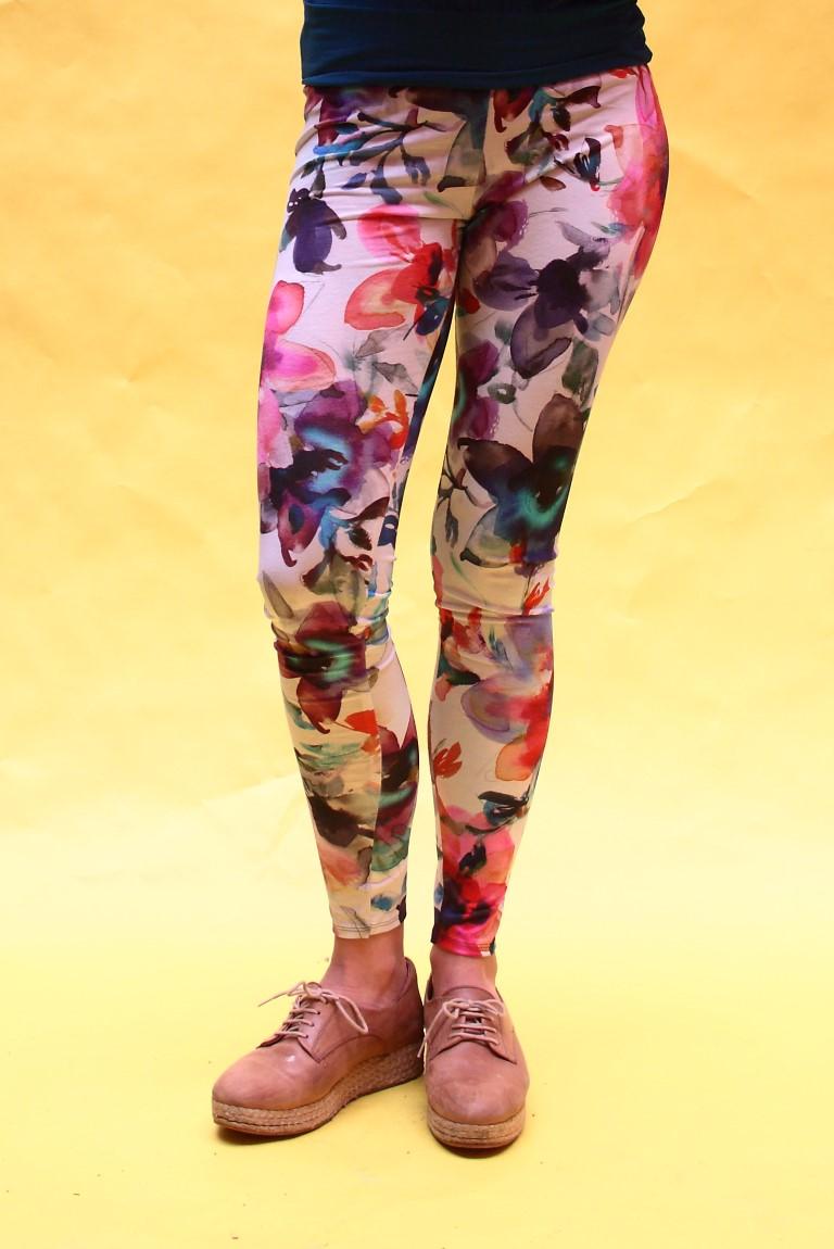 Florale Legging