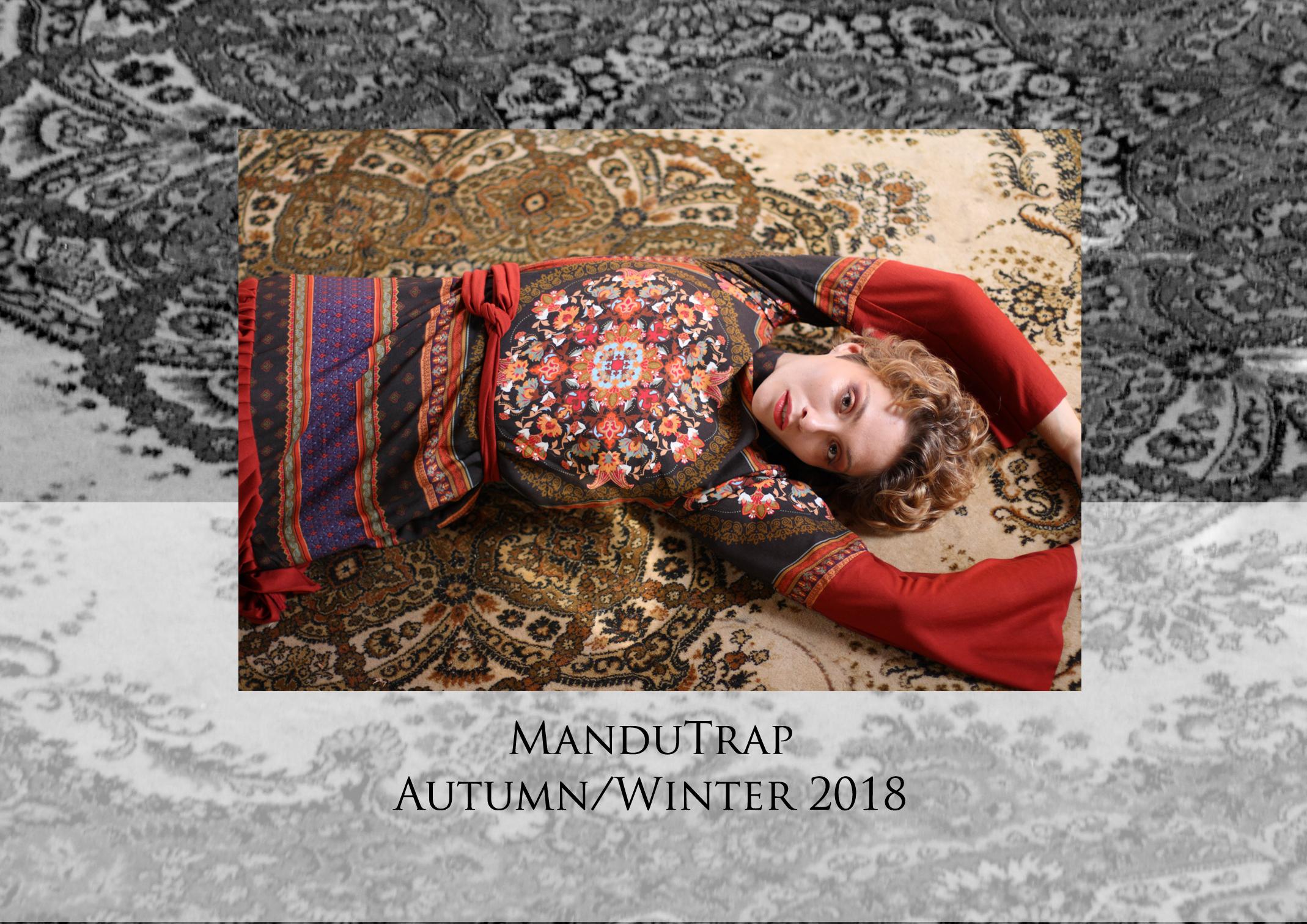 Mandutrap lookbook 2018