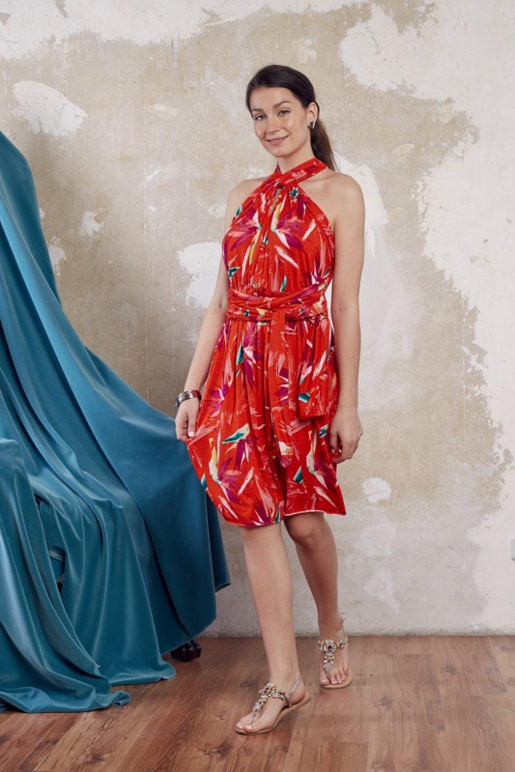 Neckholder Kleid (Medium)