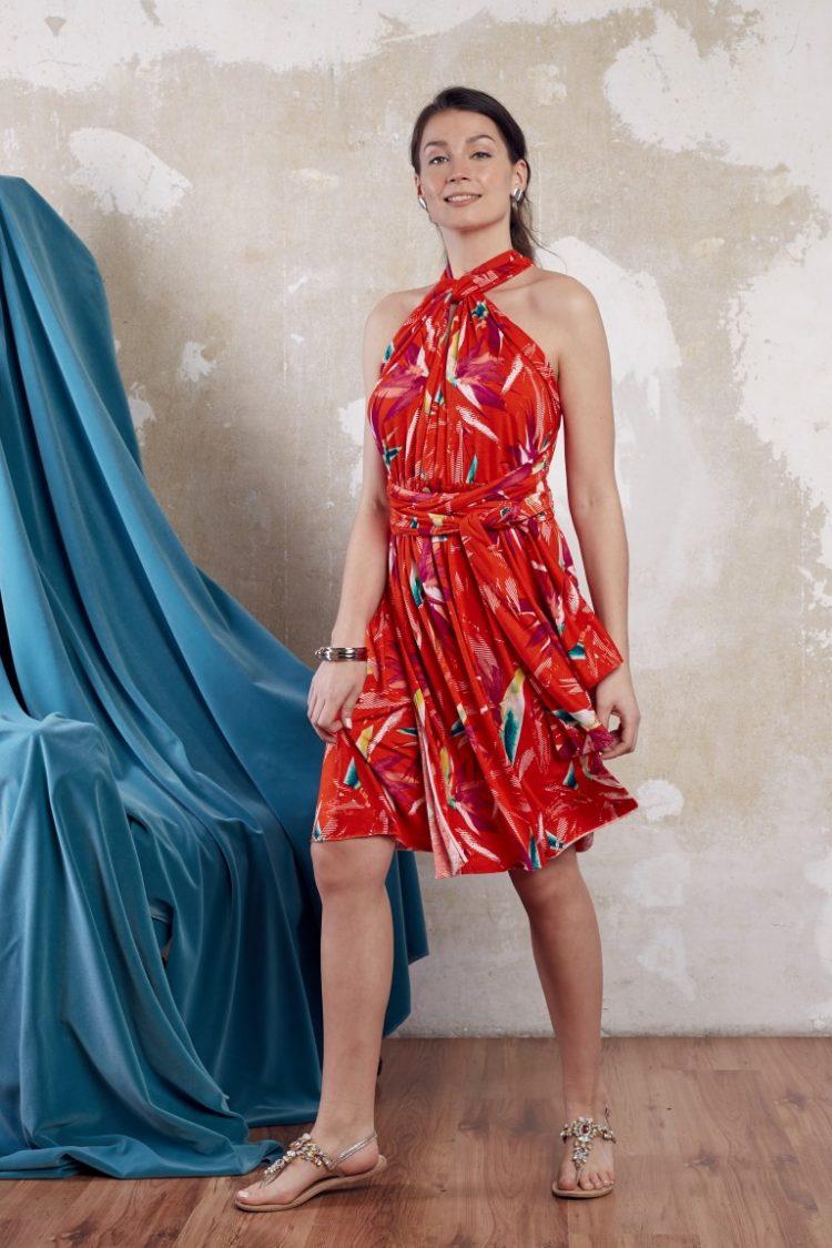 Neckholder Kleid1 (Medium)