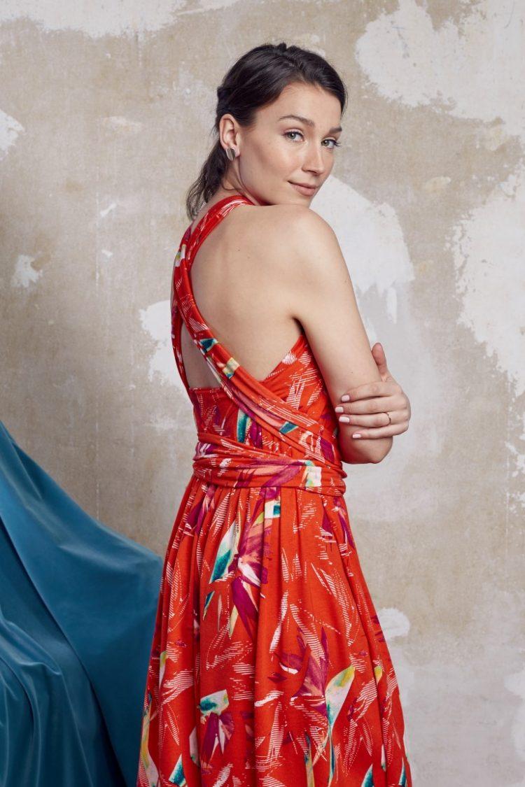 Neckholder Kleid2 (Medium)