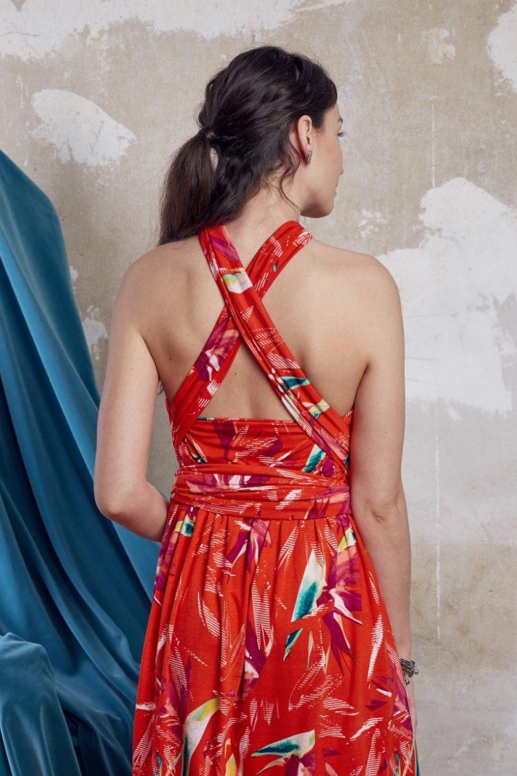 Neckholder Kleid3 (Medium)