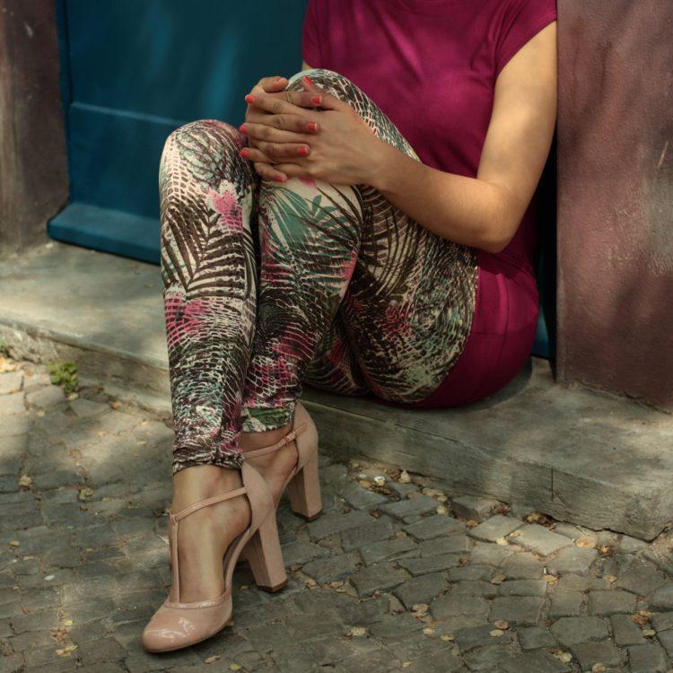 Leggings Tropical2