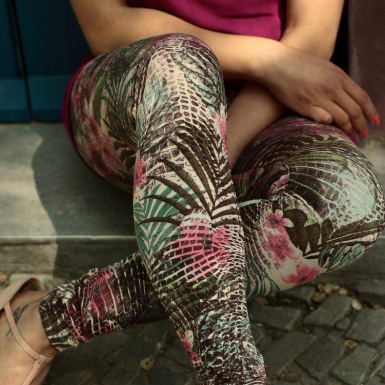 Leggings Tropical5
