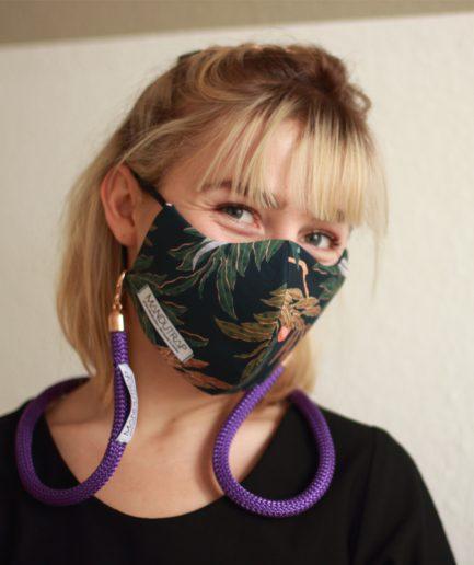 Maskenkette