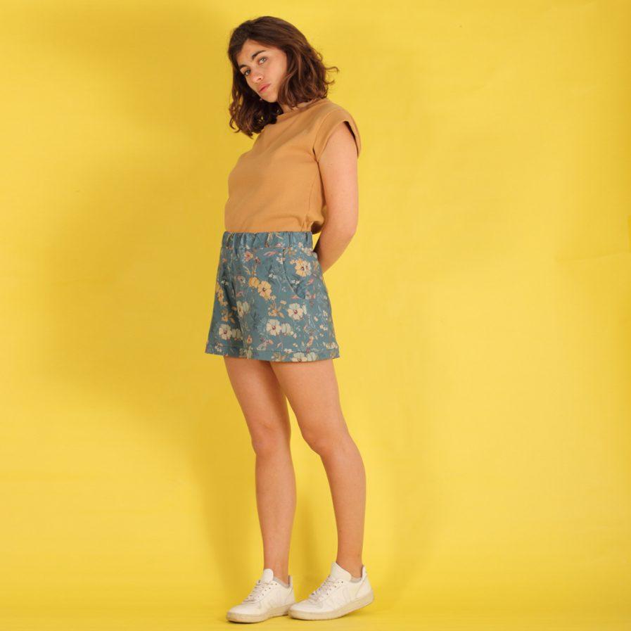 Blumen Shorts