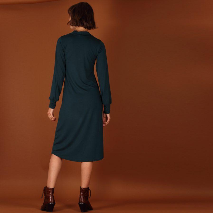 Turtleneck Kleid